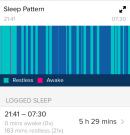 5h29 sleep